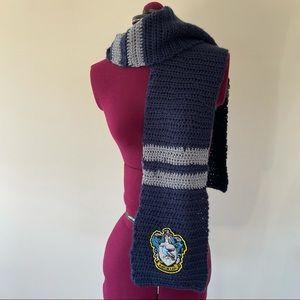 Ravenclaw Hogwarts Handmade Scarf